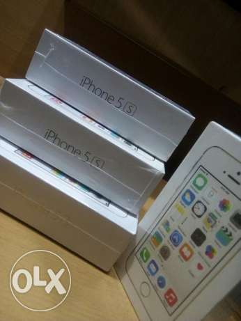 IPhone 5s (32)g sealed