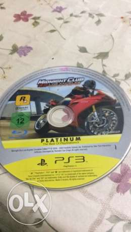 Cd midnight los angles for ps3
