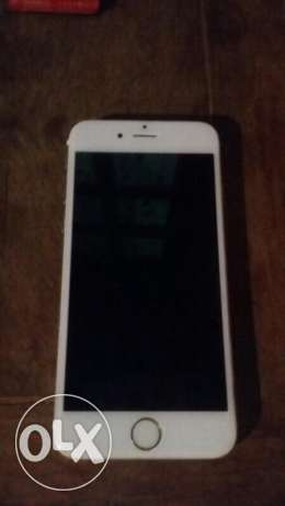i phone 6 gold 64 giga