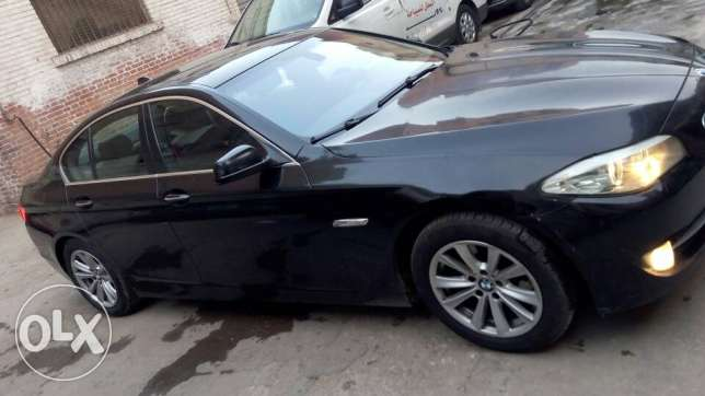 "2012 bmw 520i comfort 80000 km original inside and out ""fabreeka"""