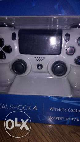 Ps4 New White Controller