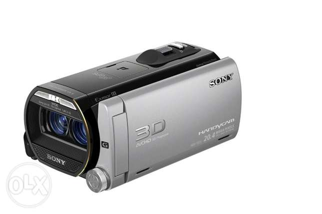 Sony HDR-TD20E High Definition Handycam 20.4 MP 3D Camcorder with 10x