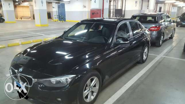 BMW 320i exclusive 2013 excellent condition
