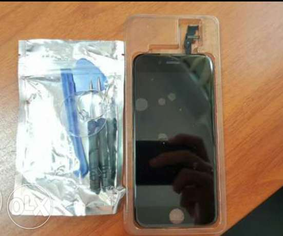 iphone 6 screen replacement and digitizer (Black and White Available)