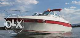 Donzi boat for sale 27 feet with trailer fully loaded