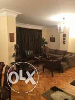 Furnished Flat for rent in dokki shooting club area