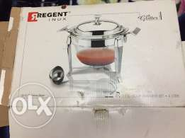 Regent - Soup warmer set