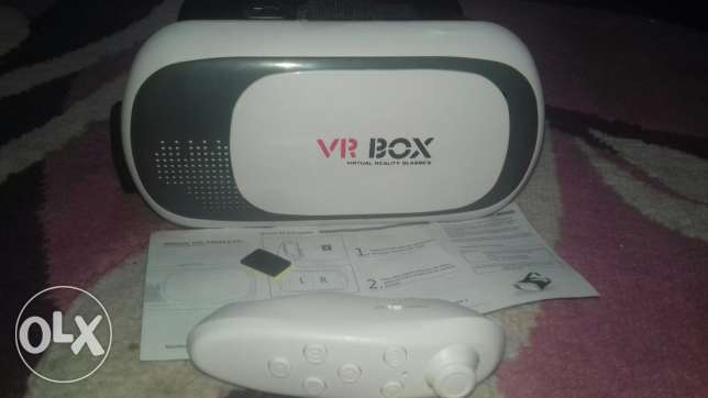VR box for sale like new