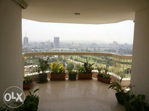 nile & gzeira club view at south of zamalek 400m2 app الزمالك -  3