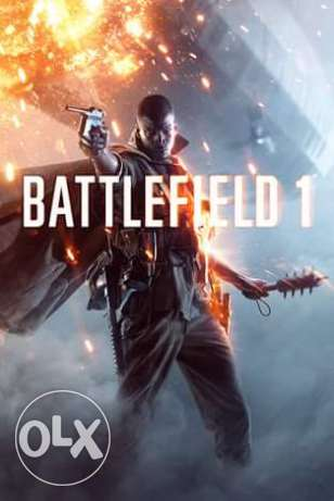 Battlefield 1 secondary account شيراتون -  1
