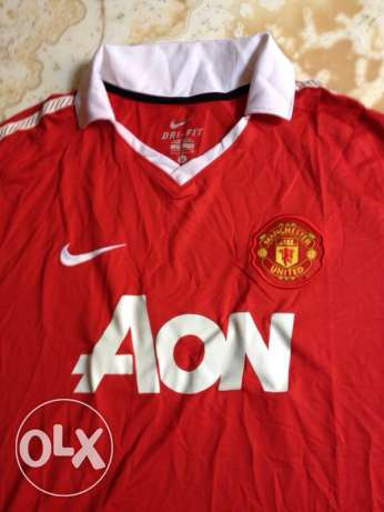 manchester united official t shirt