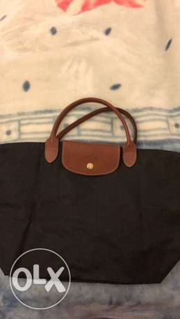 original longchamp as new black color