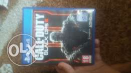 CD call of duty playstation 4 for sale. EGP. Used 2 days only 300.EGP