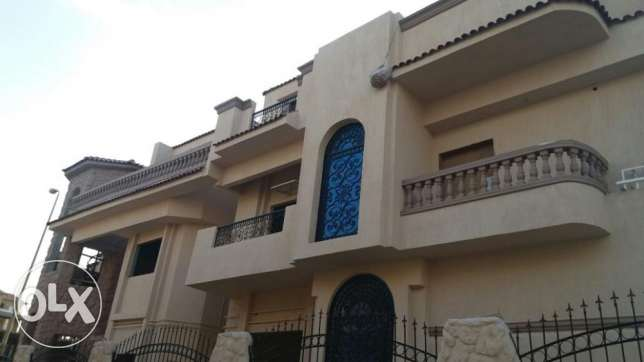 Separate villa for sale 5th installment مصر الجديدة -  4