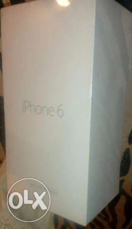Iphone 6 جـديـد مـتـبـرشـم (16جيجا) جـراى*^