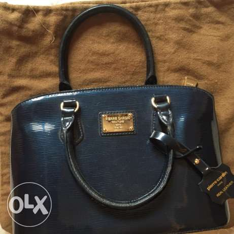 New Pierre Cardin Blue Small Bag