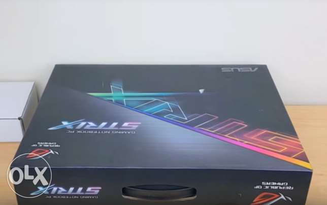 "ASUS ROG Strix GL502VM 15.6"" G-SYNC VR Ready Gaming Laptop 1060M GTX التجمع الخامس -  2"