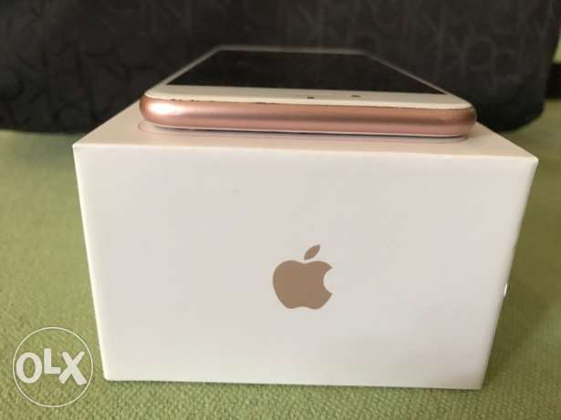 apple iphone 6s plus 64gb rose gold شيراتون -  4
