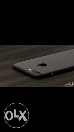 iphone 7 pluse 128 g used 20 dayes only