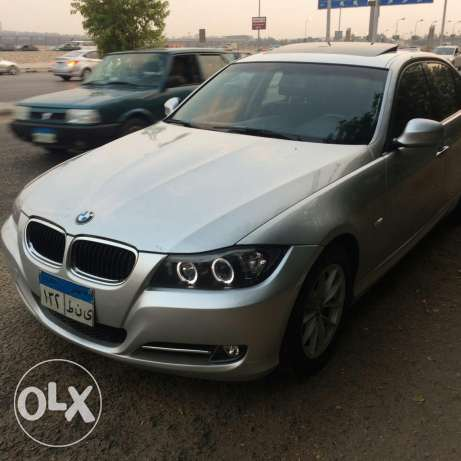 bmw e90 face left 320 شيراتون -  5