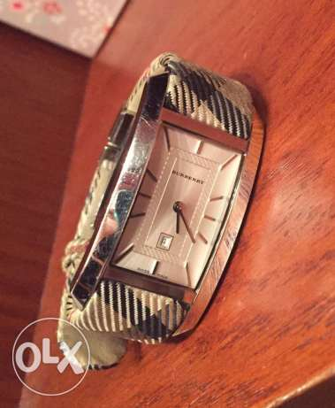 original Burberry watch