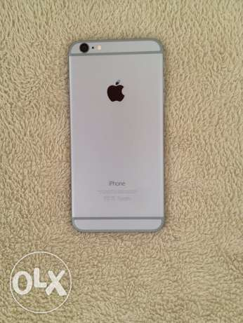 iphone 6 64gb space gray zero condition مدينة نصر -  1