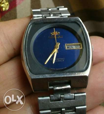 Orient Automatic crystal