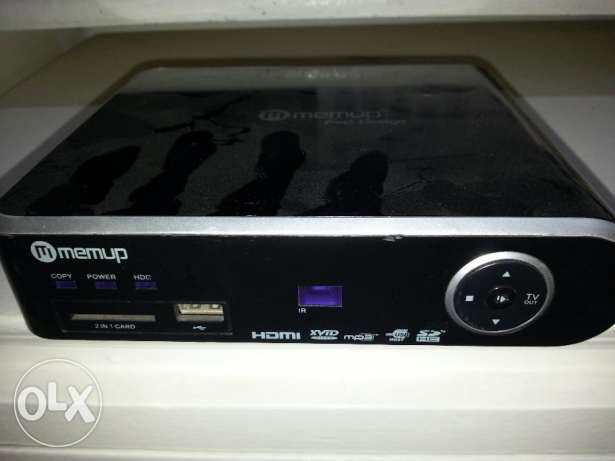 Memup Media Disk Fx Hd Hdd 500gb