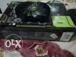 NViDiA GEforce Gt 730 4G DDR3