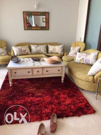 Fully furnished 2 bed room in palm hills the Village gate القاهرة الجديدة -  3