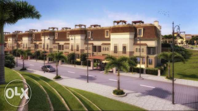 s-vila for sale 0% down payment and 7 years installment in Sarai التجمع الخامس -  3