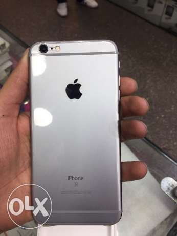 iPhone 6s Plus 64 grey international مدينة نصر -  2