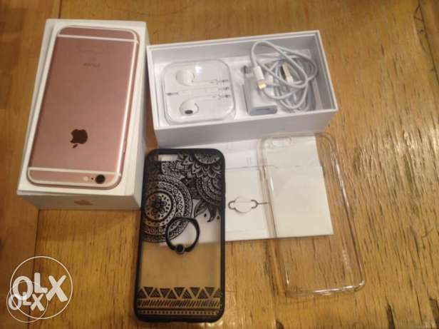 iphone 6s -rose gold 64 giga سان ستيفانو -  7