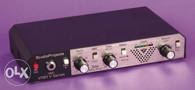 Studio Projects VTB1 Microphone Preamp