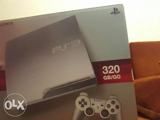 Ps3 white 320GB