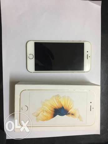 iphone 6s 64g gold god condition مدينة نصر -  2