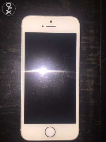 iPhone 5s silver 16g