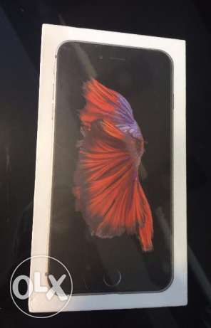 Iphone 6s plus مـتـبـرشـم **64جيجا**