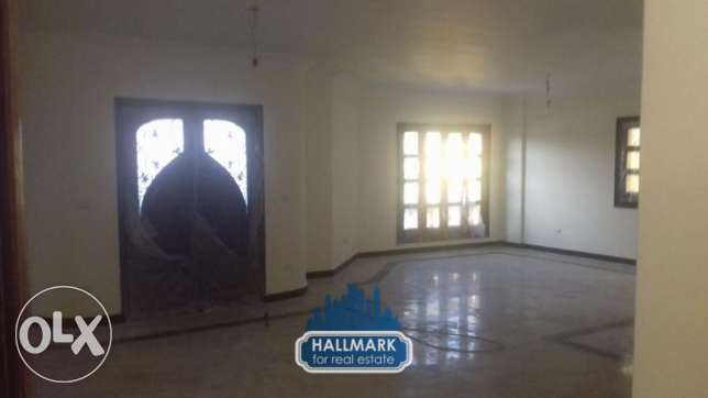 One Floor Apartment Brand New near of Down town New Cairo