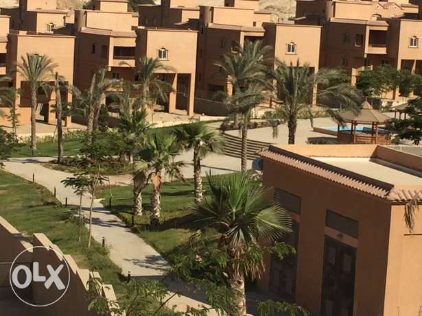 Twin villa in October Princess compound facing AlFutaim Mall of Egypt 6 أكتوبر -  1