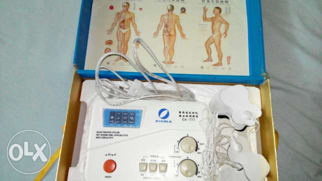 جهاز علاج طبيعيOxianle Electronuc pulse massagerE