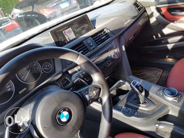 Bmw 340 fully modified