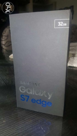 SaMsUnG Galaxy S7 Edge (New/Sealed)
