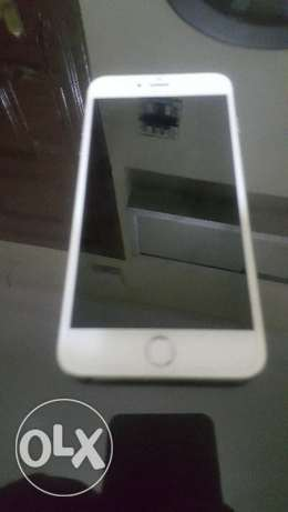 I phone 6 plus 128 giga الزمالك -  1
