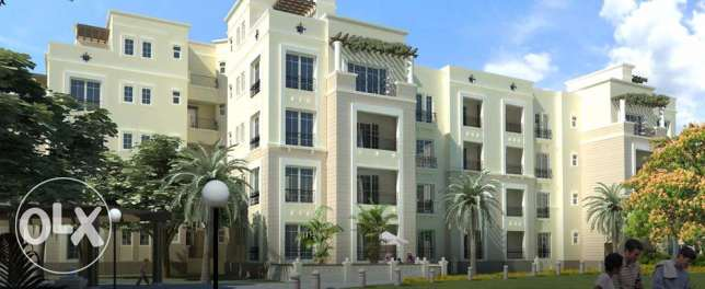 Penthouse located in New Cairo for sale Katameya Plaza