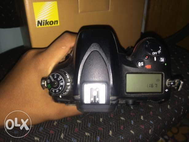 camera nikon D610 with lens 50 mm 1.8G with flash SB910 with box مدينة بورفؤاد -  5
