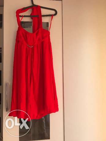 Brand GANT cocktail red dress