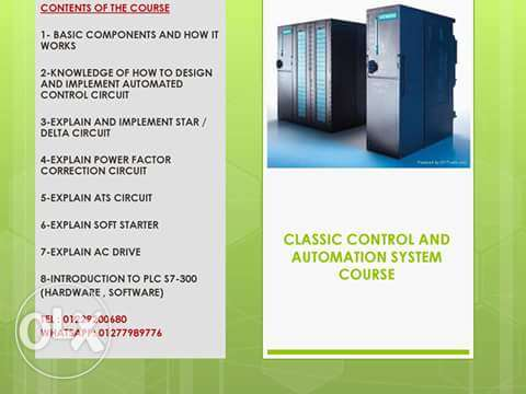 Classic and modern control course