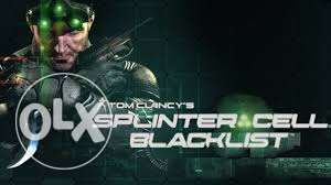Tom Clancy's Splinter Cell® Blacklist work for pc only