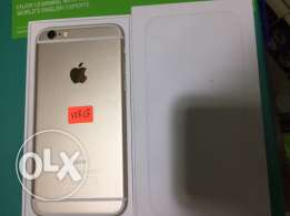 iPhone 6 Gold 128G / Very Good Condition / All accessories /